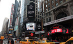 Results so great... worth shouting about in Times Square!    (PRNewsFoto/MicroStrategy)