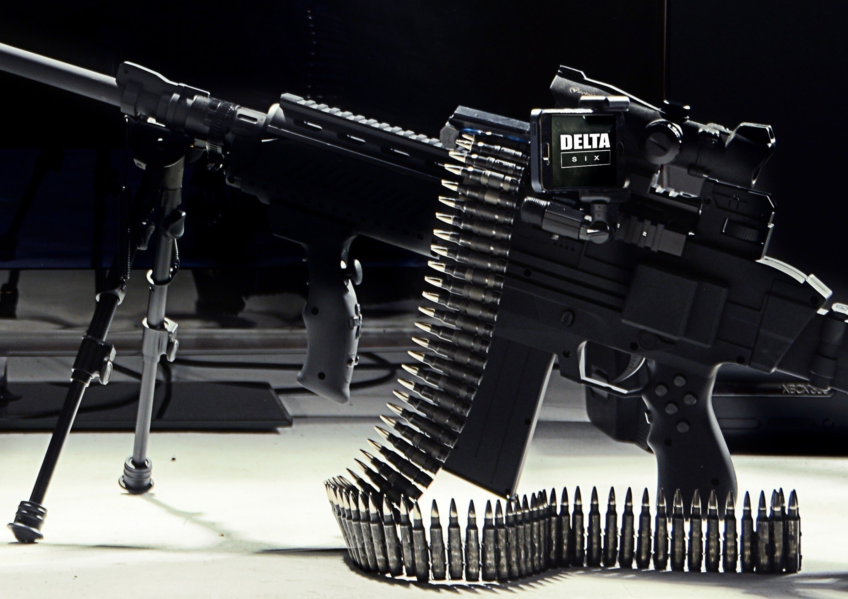 World's Most Realistic Video Gaming Gun Unveils New Features. www.thedeltasix.com.