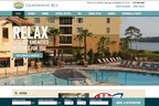 Booking a Florida vacation is easier than ever with Lighthouse Key Resort's new website. The Kissimmee resort near Walt Disney World just debuted the site, which features a sleek, responsive design and streamlined navigation. For information, visit www.LighthouseKeyResort.com or call 1-844-258-2501.