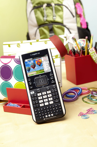 Texas Instruments Prepares Students to Go Back to School with Line of Calculators and Handhelds
