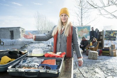 Inspired by Iceland launches new tourism campaign Iceland Academy (PRNewsFoto/Inspired by Iceland)