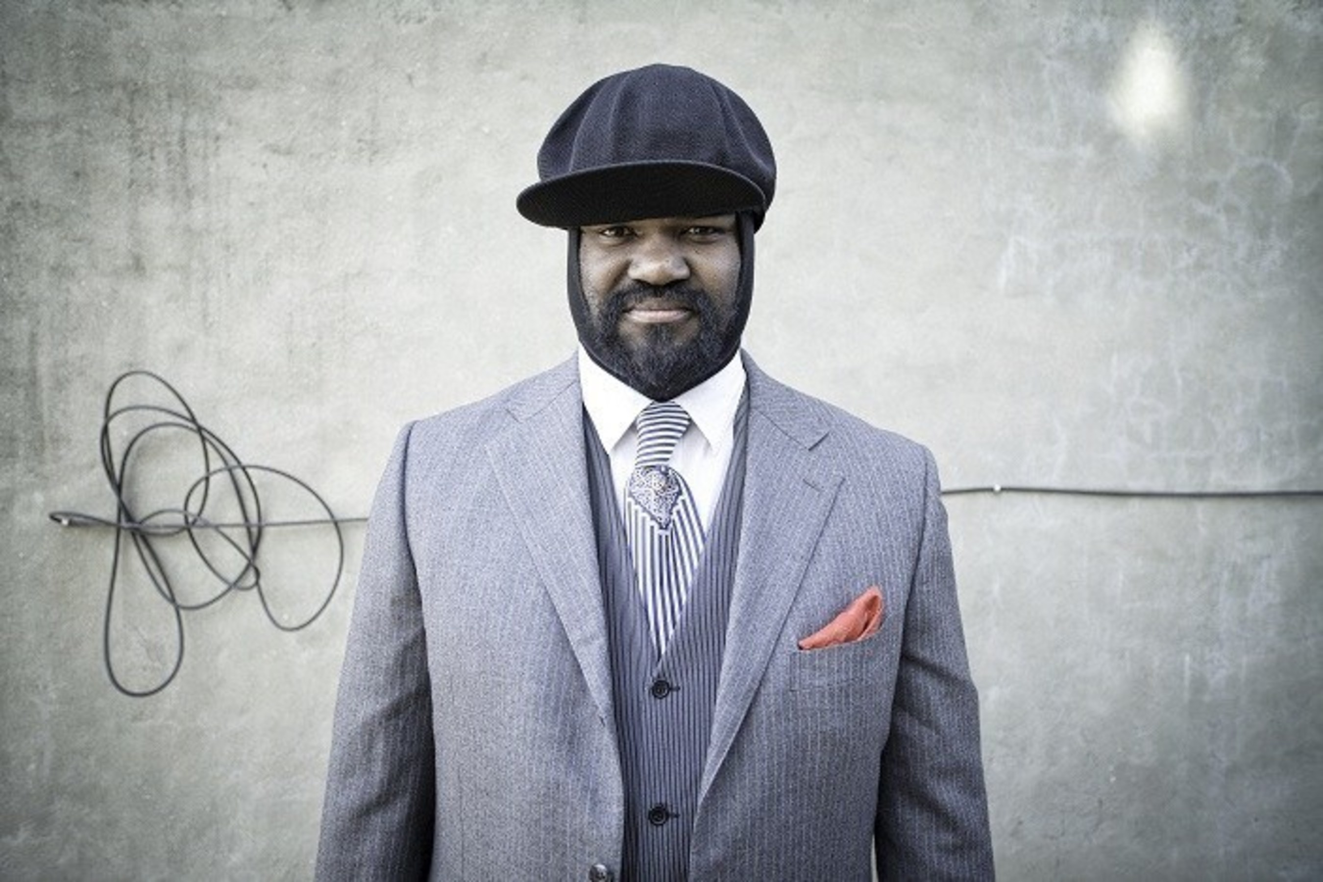 Grammy' Award-winning Gregory Porter to Join Star-Studded Roster for First Ever Blue Note 'Jazz at Sea' on board Queen Mary 2