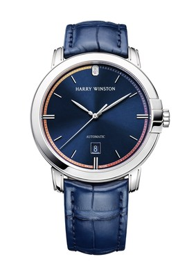 Harry Winston Countdown to a Cure Timepiece