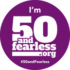 Colon cancer month campaign urges Boomers to be '50 and Fearless'