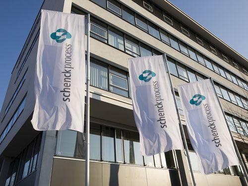 Schenck Process Group Headquarter Darmstadt Germany (PRNewsFoto/Schenck Process Group)