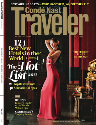 Conde Nast Traveler Unveils Its 15th Annual Hot List.  (PRNewsFoto/Conde Nast Traveler)