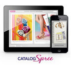 Catalog Spree - Your Personal Digital Mall.  (PRNewsFoto/Catalog Spree)