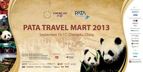 Die maßgeblichste Reisemesse der Asien-Pazifik-Region - PTM 2013 - fand im chinesischen Chengdu