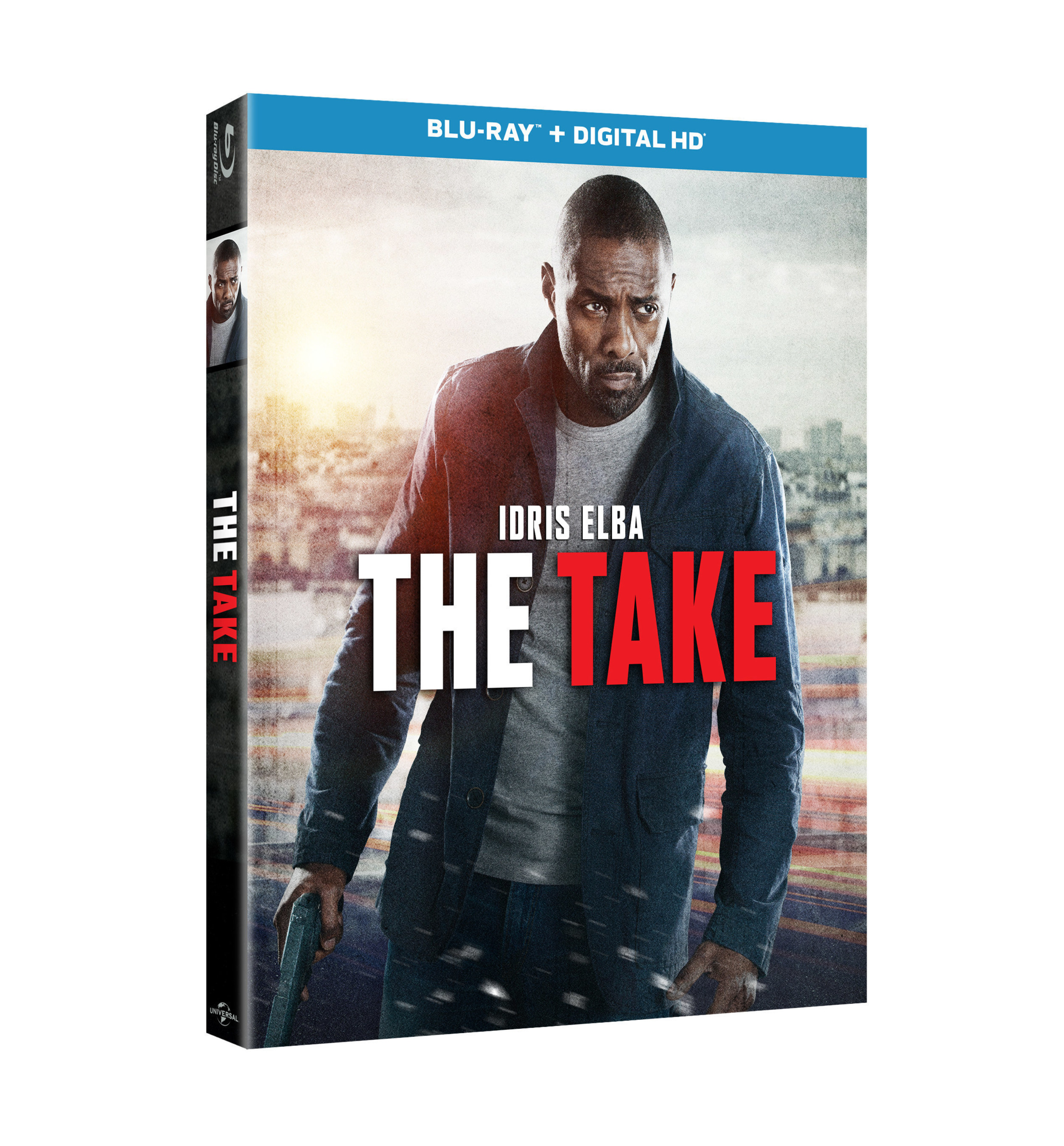 From Universal Pictures Home Entertainment: The Take