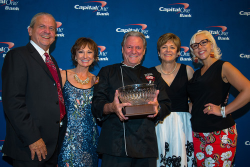 2013 Chef of Chefs Award Winner. (PRNewsFoto/Peli Peli) (PRNewsFoto/PELI PELI)