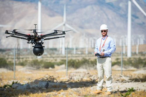 Justin Chapman, Managing Director of Drone Flights for Northern Star Group and CEO of Chapman Aerospace, has worked with drones and unmanned aerial systems (UAS) for 18 years. (PRNewsFoto/Northern Star Group AS)