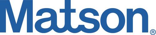 Matson Logo. (PRNewsFoto/Matson) (PRNewsFoto/)