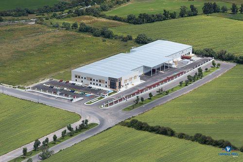 Mexico Plant is opened on December, 2014 (PRNewsFoto/Standard Profil)
