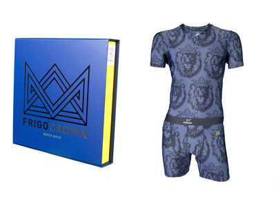 """Curtis """"50 Cent"""" Jackson Launches His First Capsule Collection: FRIGO Crown(R)"""