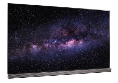 LG Electronics 65-inch class LG SIGNATURE OLED TV (model OLED65G6P) was named the winner of the 13th Annual Value Electronics 2016 Shootout™ today during CE Week in New York City.