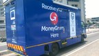 MomeyGram can be found everywhere - in physical location or in mobile trucks.