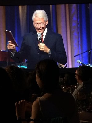 Arthur Wylie attends 10th annual Clinton Global Initiative