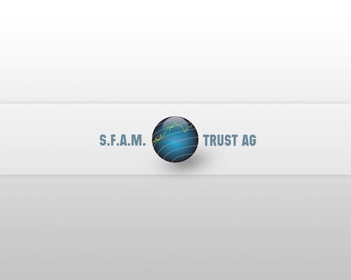 Swiss Finance Asset Management and Trust AG logo (PRNewsFoto/SFAM Trust AG)