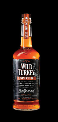 Wild Turkey(R) Propels Flavored Bourbon Category Forward Once Again With The Introduction Of Wild Turkey Spiced(TM). (PRNewsFoto/Wild Turkey) (PRNewsFoto/WILD TURKEY)
