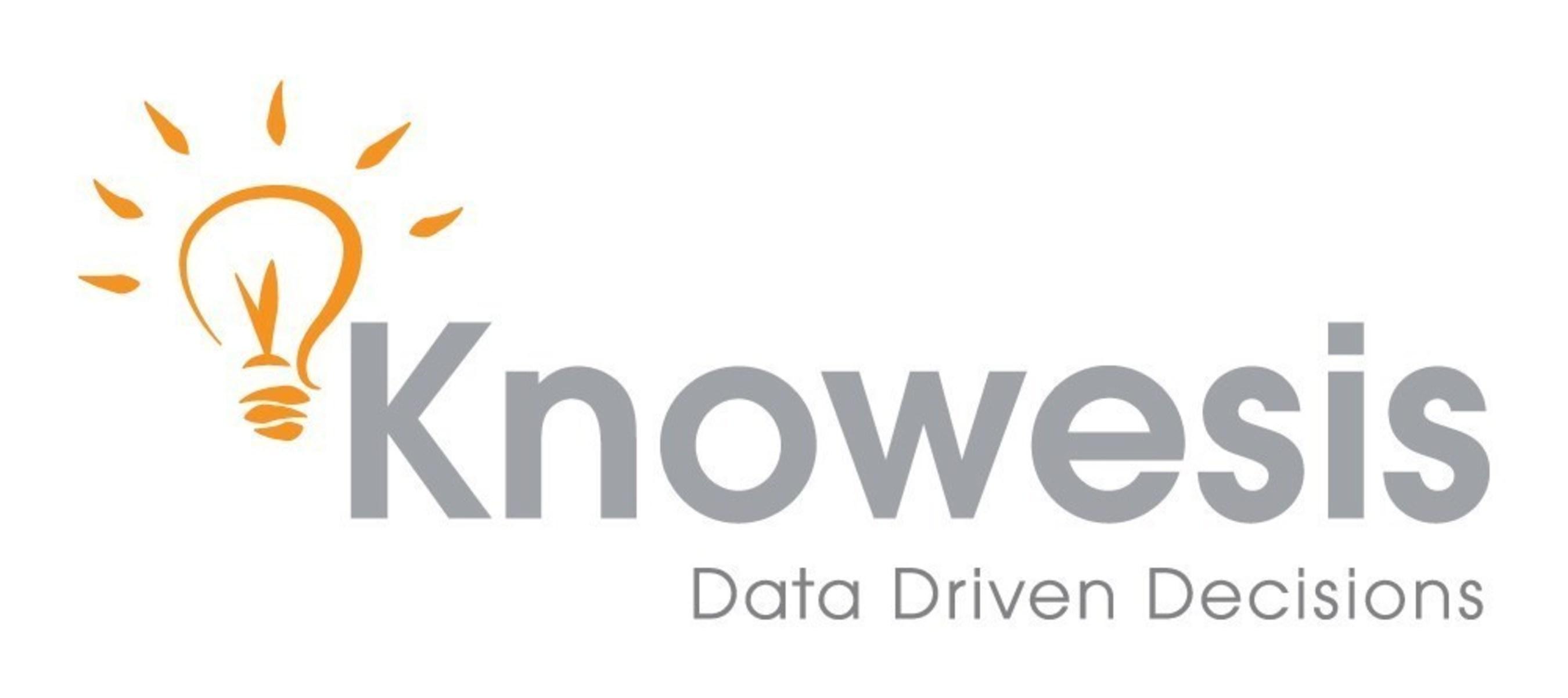 Knowesis Inc. - Data Driven Decisions (PRNewsFoto/Knowesis, Inc.)