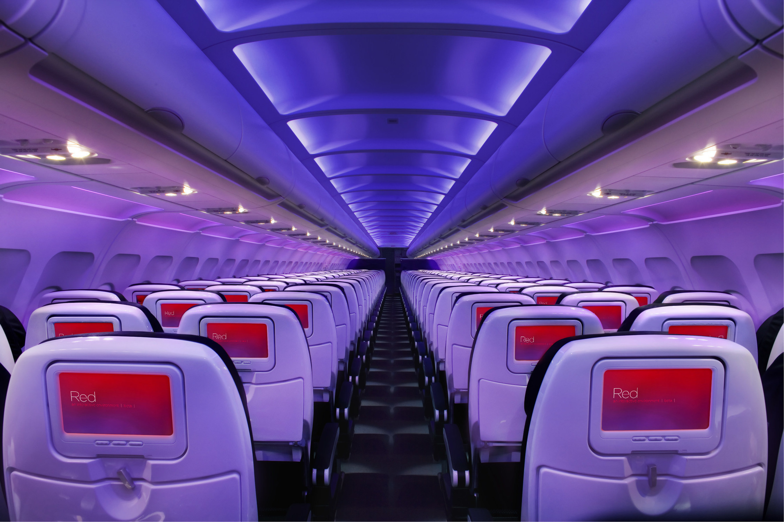 Virgin America Named Top Domestic Airline In The Travel + Leisure World's Best Awards Survey