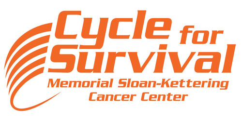 Cycle for Survival Logo.  (PRNewsFoto/Memorial Sloan-Kettering Cancer Center)