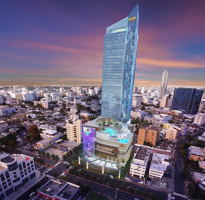 Hard Rock International Releases Today Official Rendering and Project Plans for Hard Rock Hotel & Casino Santo Domingo