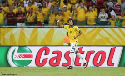 Neymar to Drive Castrol's World Cup Sponsorship