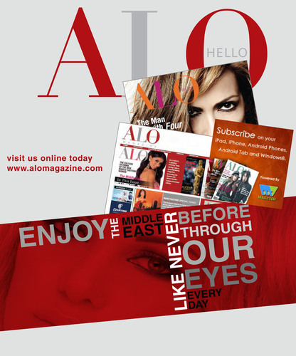 ALO Magazine - America's Top Ethnic Lifestyle Magazine - Goes Digital in the iTunes Store