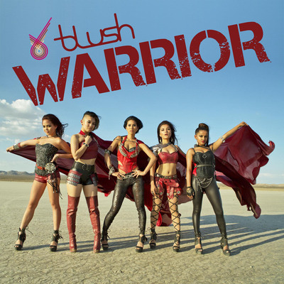 """BLUSH"" Signs With Legendary Music Producer Quincy Jones; Releases New ""Warrior"" Video Created By Award Winning Director Trey Fanjoy.  (PRNewsFoto/BLUSH)"