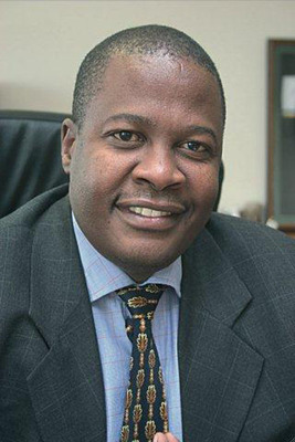 Brian Molefe, CEO of Transnet, South Africa's largest rail, port and pipeline conglomerate, will deliver the keynote address at the African debut of UBM Global Trade's Breakbulk Africa Congress, which takes place August 7-8, 2012, at the Southern Sun Cape Sun Hotel in Cape Town, South Africa. During his keynote address, Molefe will discuss Transnet's recently announced, four-point growth strategy, which includes plans to invest R110.6 billion (US$12.9 billion) in new rail equipment, the widening and deepening of ports and building a new pipeline to solve South Africa's infrastructure challenges. (PRNewsFoto/UBM Global Trade)