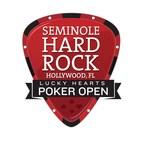 Seminole Hard Rock Hotel & Casino in Hollywood, Fla. Hosts the Lucky Hearts Poker Open Beginning January 12