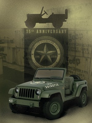 Jeep Wrangler 75th Salute Edition