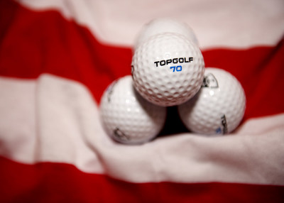 Topgolf announces partnership with Folds of Honor