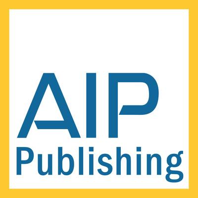AIP Publishing Logo.  (PRNewsFoto/AIP Publishing)