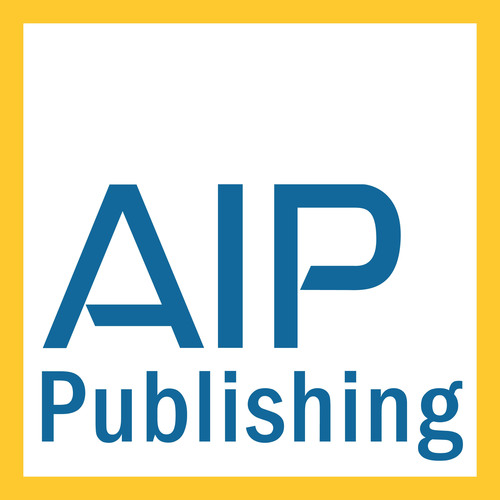 AIP Publishing Logo.  (PRNewsFoto/AIP Publishing)