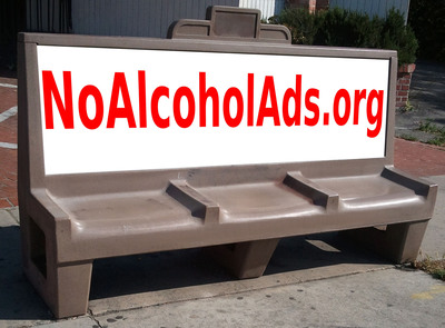Coalition to Ban Alcohol Ads on Public Property in Los Angeles Logo.  (PRNewsFoto/Alcohol Justice)