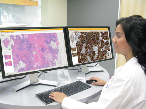 Ventana and EMC join forces to take digital pathology into the world of Big Data