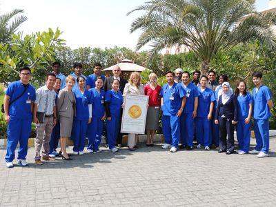 ProVita International Medical Center Celebrates JCI Accreditation (PRNewsFoto/ProVita International Medical)