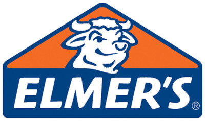 Elmer's Products, Inc. has been a trusted brand and industry leader for more than 65 years, producing a variety of well-known adhesives, arts and crafts, educational and office products for use at home, school or business.   (PRNewsFoto/Elmer's(R) Products, Inc.)