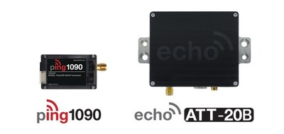 The uAvionix Ping1090 and Echo ATT-20B are the first CAP 1391 approved portable ADS-B transceivers.