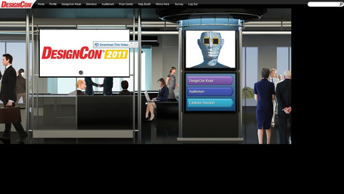 UBM Electronics Presents a Virtual Preview of 'DesignCon 2011 - Where Chipheads Connect,' Targeted