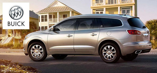 The 2014 Buick Enclave in San Antonio, TX that is available at Cavender Buick GMC North is one of the most ...