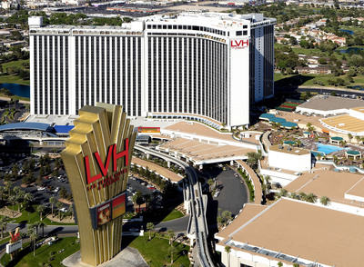 Red Lion Hotels Corporation (NYSE: RLH) today announced the LVH - Las Vegas Hotel & Casino, also known as the LVH, will be first to join the Leo Hotel Collection, a new brand segment announced by the company in January. LVH and Red Lion Hotels signed the agreement this week and the hotel is expected to integrate the license affiliation relationship by the end of the first quarter.  (PRNewsFoto/Red Lion Hotels Corporation)