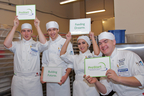 ProStart Students at the 2013 National ProStart Invitational (PRNewsFoto/NRAEF)