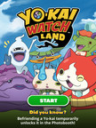 Check out the FREE gaming app based on Japan's hottest anime series: Start playing, sharing and posting today!  YO-KAI WATCH LAND