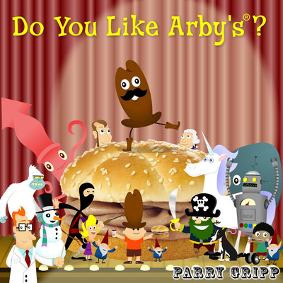 "Photo from Parry Gripp-produced YouTube music video for Arby's, ""Do You Like Roast Beef?""  (PRNewsFoto/Arby's Restaurant Group, Inc.)"
