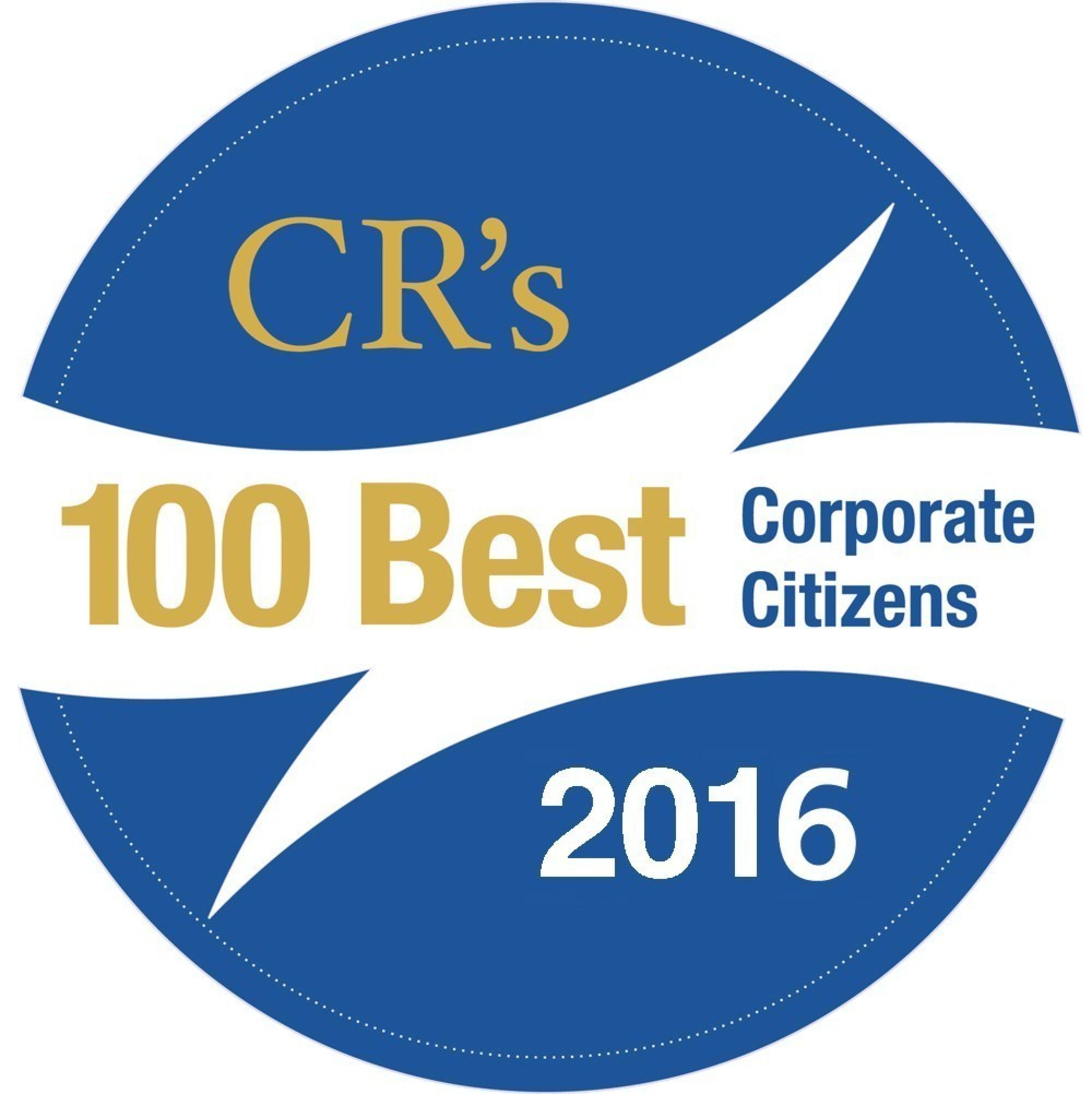 """Corporate Responsibility (CR) Magazine released its """"100 Best Corporate Citizens"""" list today."""
