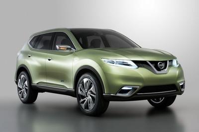 Nissan Set To Showcase Hi-Cross Concept At 2012 Los Angeles Auto Show.  (PRNewsFoto/Nissan)