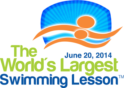 More than 37,000 Kids Attempt Their Fifth World Record for the Largest Simultaneous Global Swim Lesson to Help Prevent Youth Drowning (PRNewsFoto/World's Largest Swimming Lesson)